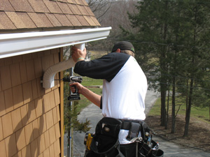 Duluth, GA's experts for gutter installation