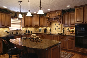 custom kitchen cabinets in Georgia