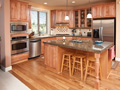 GA's experts for kitchen remodel