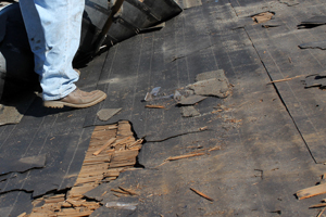 Roof removal & replacement Greater Atlanta